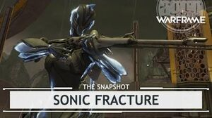 Warframe Syndicates Banshee's Sonic Fracture thesnapshot