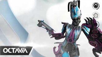 Perfil de Warframe - Octavia