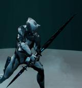 Dark Split-Sword