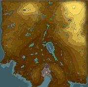 Map ogonek cetus