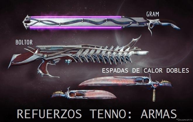 Nuevas armas 6-2