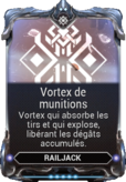 Vortex de Munitions