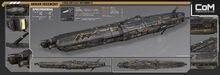 Akrian dreadnought by powerpointranger-d6y6jc5