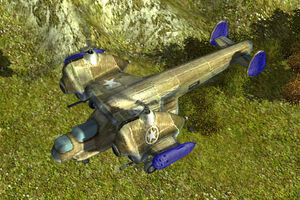 WF Ingame Helicopter