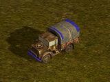 Bedford repair truck