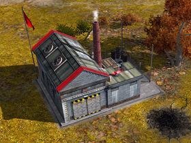 WF Ingame Tank Factory