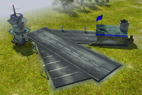 WF Ingame Allied Airfield