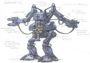WF Concept Exoskeleton