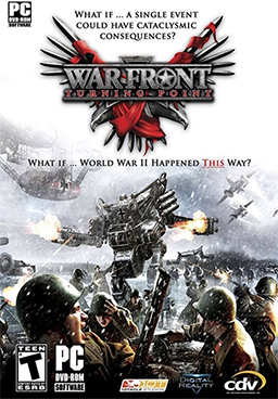 War Front - Turning Point Coverart