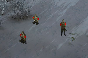 WF Ingame Red Army Infantry