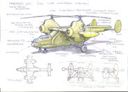 WF Concept Helicopter