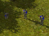 MG infantry