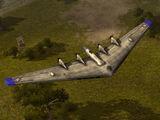 XB-35 Northrop