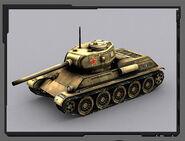 WF PRender T-34-85