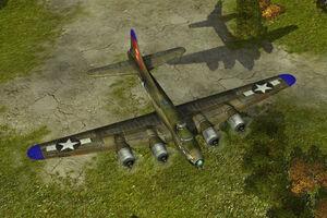 WF Ingame B-17