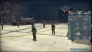 WAB Highlanders armory