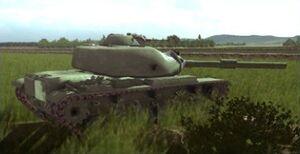 Ingame M60A1