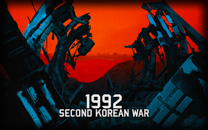 WRD 2nd Korean War