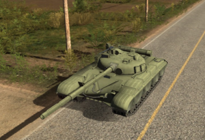 WRD Ingame T-64A