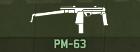 WRD Icon PM-63