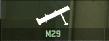 WRD Icon M29