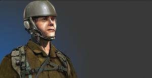 WAB Portrait Kommando Aufklarer