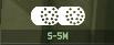 WRD Icon Twin S-5M