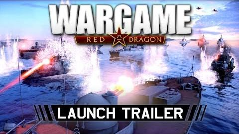 WARGAME RED DRAGON LAUNCH TRAILER