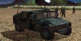 M1025 Humvee CP