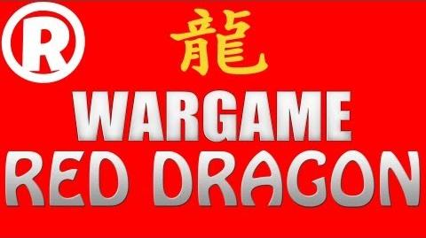 Wargame Red Dragon - Announcement!