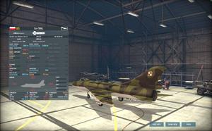 WALB Showroom Su-7BKL