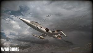 WALB Screenshot F-104G