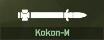 WRD Icon Kokon-M