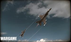 WAB F-16A Block 15 screenshot