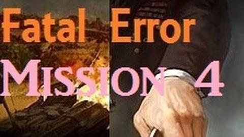 Wargame European Escalation Fatal Error Campaign -- Mission 4 Allied Mobile Force