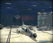 WAB F-4F armory