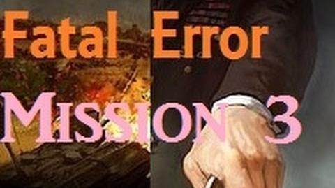 Wargame European Escalation Fatal Error Campaign -- Mission 3 Der Kessel