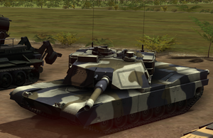 WRD Screenshot M1A2 Abrams