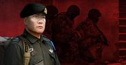 Black Beret portrait