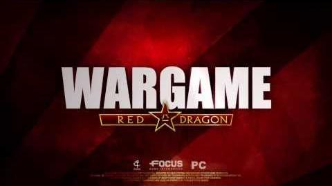 WARGAME RED DRAGON TEASER