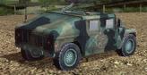 M1025 Humvee M134