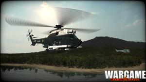WRD Screenshot AS332F Super Puma
