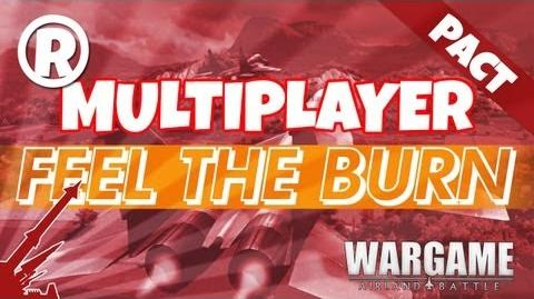 Wargame AirLand Battle - Feel the Burn