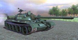 KPzT-55AM ingame