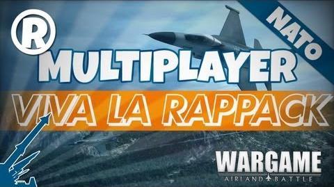 Wargame AirLand Battle BETA! - Viva La Rappack