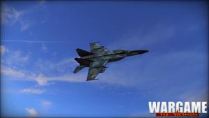WRD Screenshot 1 MiG-25RBF