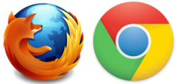 FireFox or Chrome req
