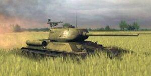 T-3485M1 ingame