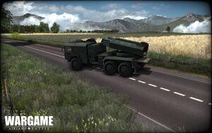 WargameAB LARS2-2
