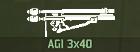 WRD Icon AGI 3x40